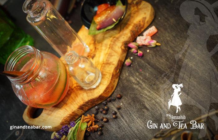 Memsahib Gin and Tea Bar in Cheltenham by Nous Digital Gloucester