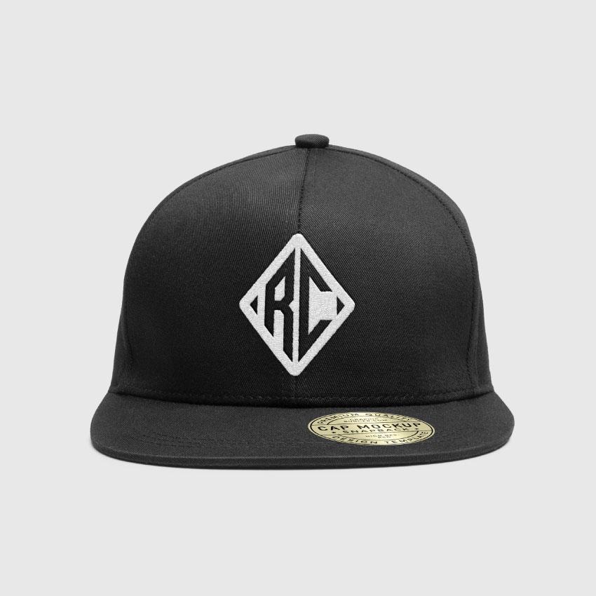 Ruff Cuffs Baseball Cap by Nous Digital in Gloucester Branding Design