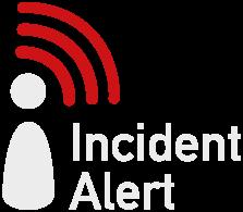 Incident Alert Logo Designed by Nous Digital Gloucester