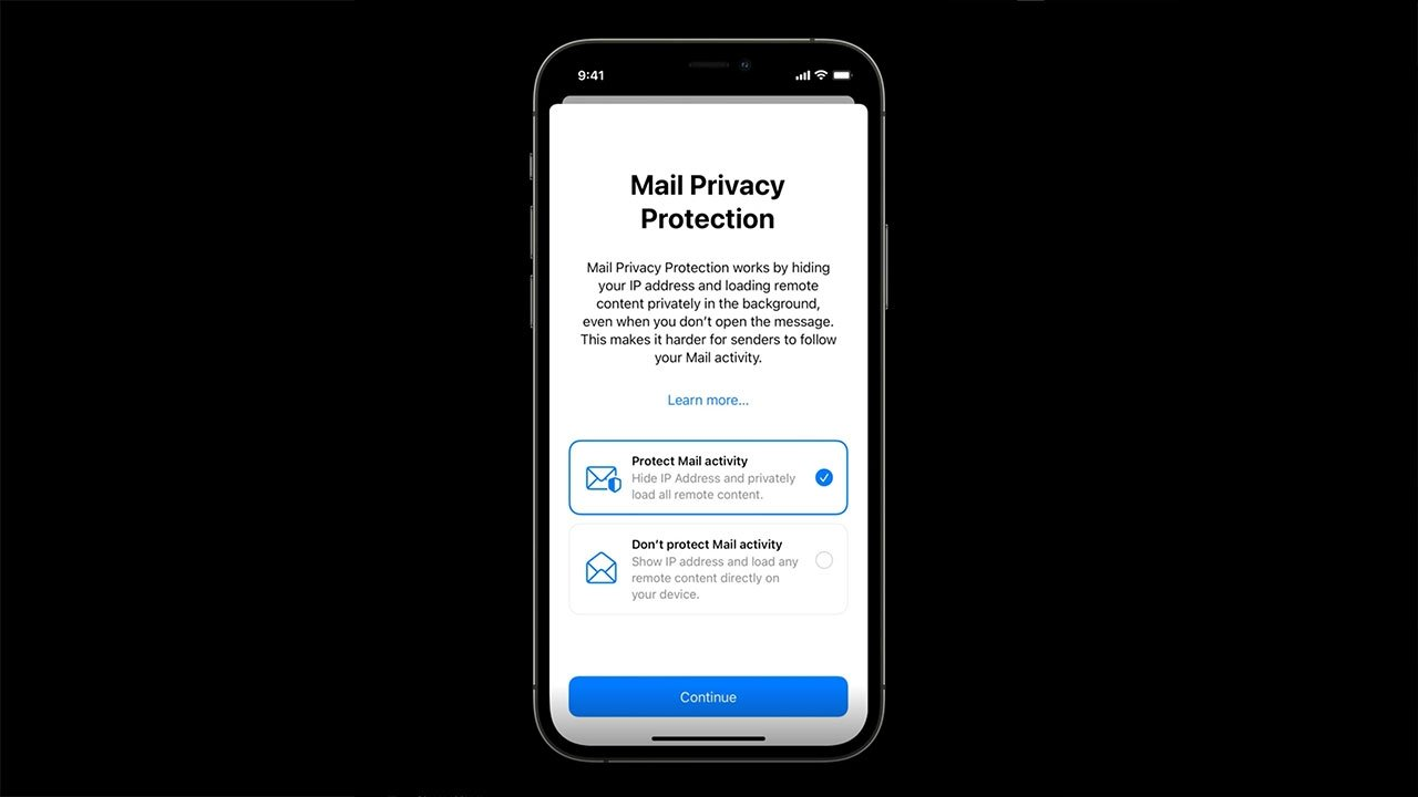 Apple Mail Activity Protection